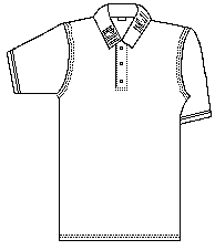 <b>SS Polo w/NEW MEDIA Logo-GR12</b>